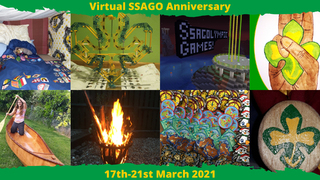 Celebrating 1 Year of Virtual SSAGO: 5 days of over 30 activities